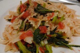 Receta de ensalada de pasta con pavo