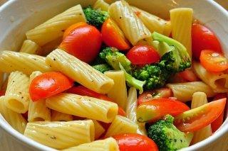 Receta de ensalada de pasta y brócoli