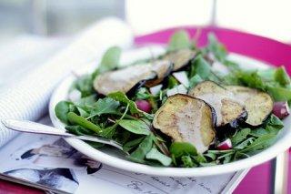 Receta de ensalada de verduras al microondas