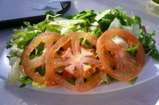 Receta de ensalada de verduras fácil