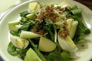 Receta de ensalada de verduras hervidas