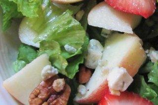 Receta de ensalada dulce