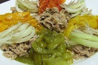 Receta de ensalada en escabeche