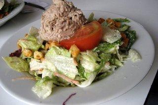 Receta de ensalada fría de atún