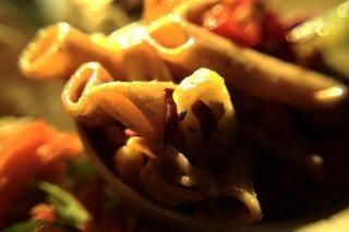 Receta de ensalada mediterránea de pasta