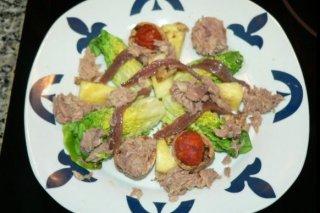 Receta de ensalada nutritiva