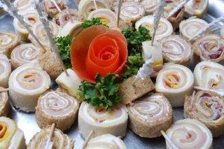 Receta de piruletas de queso y jamón cocido