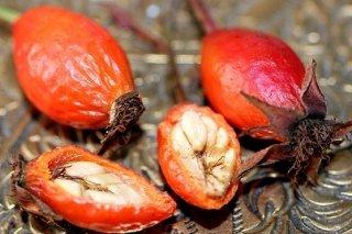 Receta de escaramujos con jugo de uva