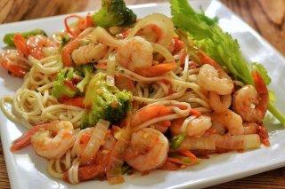 Receta de espaguetis con brócoli