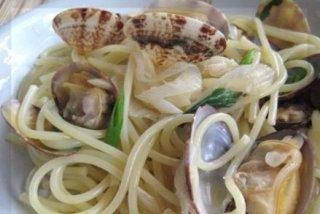 Receta de espaguetis con salsa japonesa