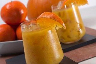 Receta de espuma de limón y naranja