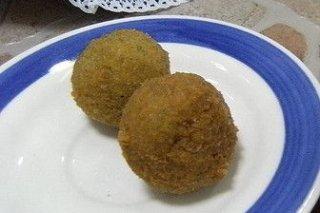 Receta de falafel al horno
