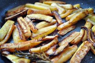Receta de falsas patatas fritas