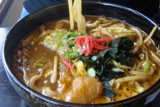 Receta de fideos chinos al curry