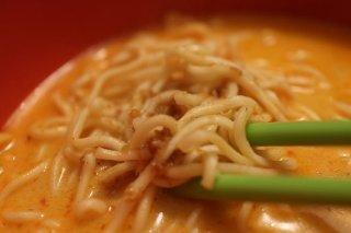 Receta de fideos chinos con salsa de tomate