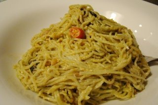 Receta de fideos de arroz chinos