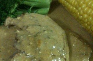 Receta de filete de cerdo en salsa