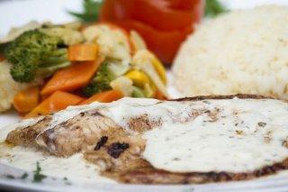 Receta de filete de pescado al ajillo