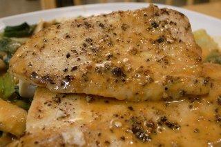 Receta de filete de pollo con salsa de curry