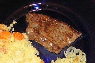 Receta de filetes de hígado de ternera