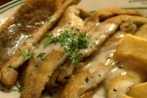 Filetes de panga Receta