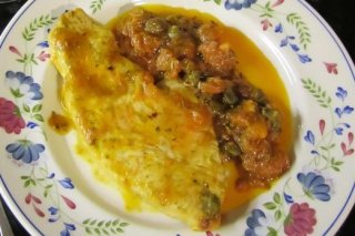 Receta de filetes de pavo al horno con verduras