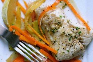 Receta de filetes de pescado al horno