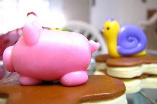 Receta de fondant de colores para tartas