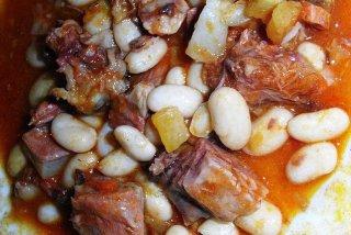 Receta de frijoles blancos guatemaltecos