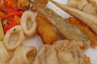 Receta de fritura malagueña