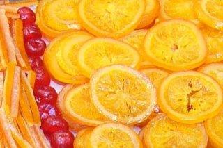 Receta de frutas confitadas