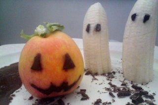 Receta de frutas terroríficas