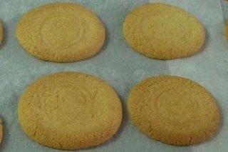Receta de galletas artesanas saladas