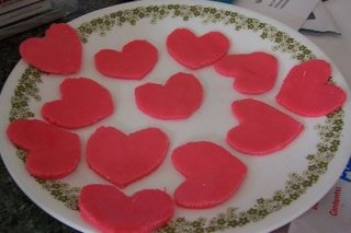 Receta de galletas con fondant