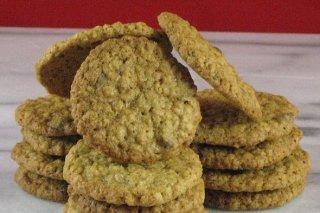 Receta de galletas de avena en thermomix