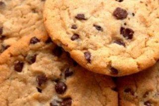 Receta de galletas de jengibre y chocolate