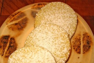 Receta de galletas de limón sin huevo