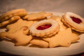 Receta de galletas de navidad alemanas