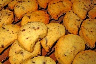 Receta de galletas de vainilla con pepitas de chocolate
