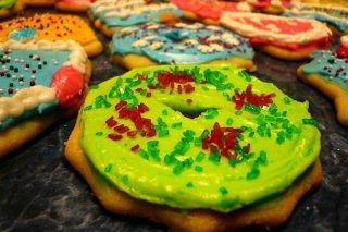 Receta de galletas divertidas
