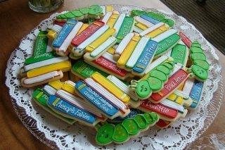 Receta de galletas glaseadas