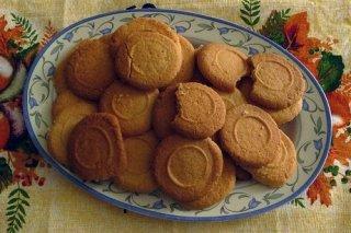 Receta de galletas hojaldradas
