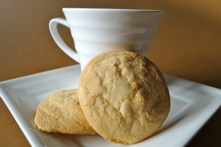 Receta de galletas para celíacos