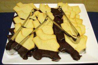 Receta de galletas para niños