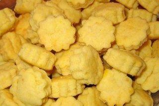 Receta de galletitas de parmesano