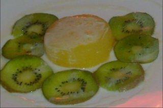 Receta de gelatina con fruta