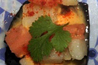 Receta de gelatina de tomate y cebolla