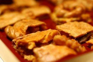 Receta de gourmet empanadas