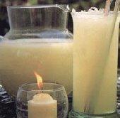 Receta de granizado de limón en thermomix