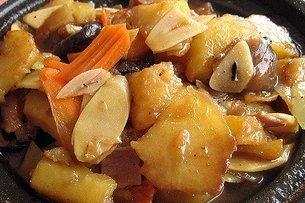 Receta de guisadillo de patatas